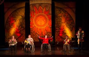 Фестиваль творчества инвалидов