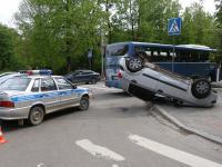 В Новгородской области за 10 лет в два раза сократилась смертность в ДТП