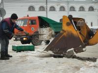 Снежный коллапс: новгородские власти оштрафовали коммунальщиков на 322 тысячи рублей