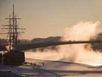 В Новгородской области прогнозируют морозы до -29 градусов