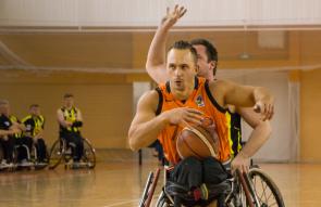 Предварительный этап Евролиги по баскетболу на колясках _10 марта 2018