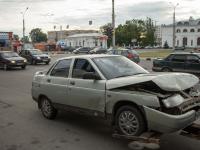 В выходные в Великом Новгороде произошло 35 ДТП - есть пострадавшие