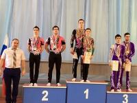 Новгородские акробаты привезли две золотые и бронзовую медали с чемпионата России