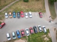 Где быть парковке?
