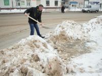 Метель в Новгородской области сохранится до конца дня