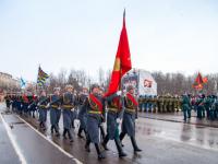 Около 20 тысяч человек приняли участие в праздновании 75-летия освобождения Новгорода