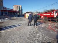 В Великом Новгороде заминировали ТД «Русь»
