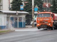 На летнюю уборку дорог Великого Новгорода потратят 25 миллионов рублей