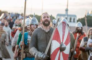 Фестиваль средневековой музыки, ратного мастерства и ремёсел