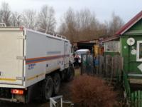 200 тонн воды откачали из подвалов только в Крестцах