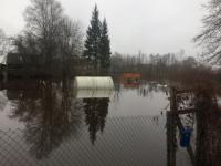 Уровень воды на Ильмене приближается к опасной отметке